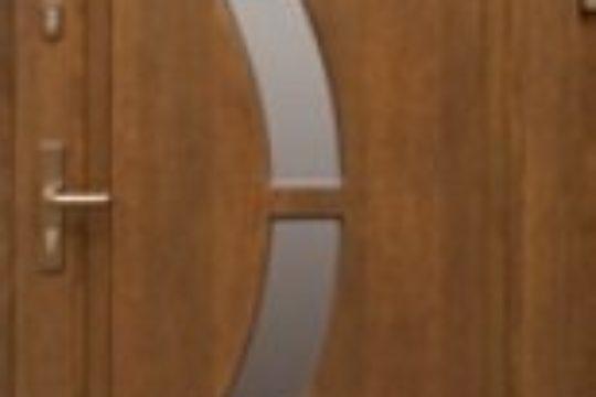 WYPRZEDAŻ – DRZWI ZEW. DOORSY – MERIDA Z DOSTAWKĄ – ORZECH