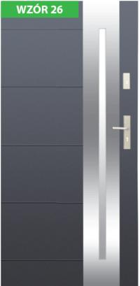 Drzwi Wikęd Premium model 26