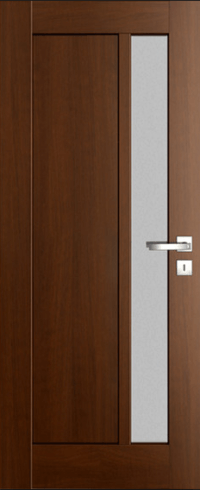 Drzwi wewnętrzne płytowe VASCO